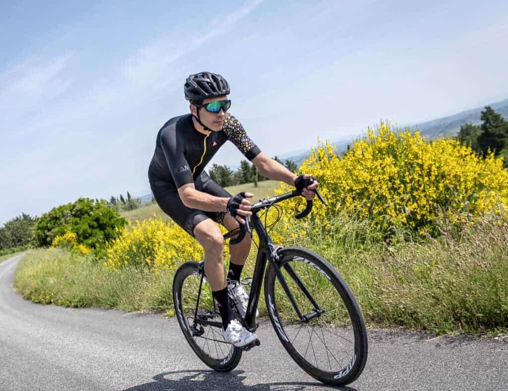 Maglie da ciclismo professionali uomo
