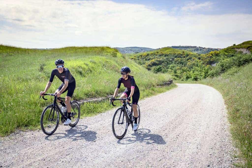 Linea Silk km abbigliamento ciclismo